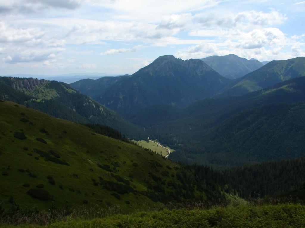 Zverovka menedékháztól az Oszobita-hágón át a Rét-hegyre ForrĂĄs: Nagy Árpád
