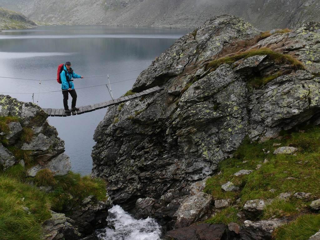 Úton a Wangenitzseehüttéhez Forrás: (c) Rollo Steffens, alpenvereinaktiv.com