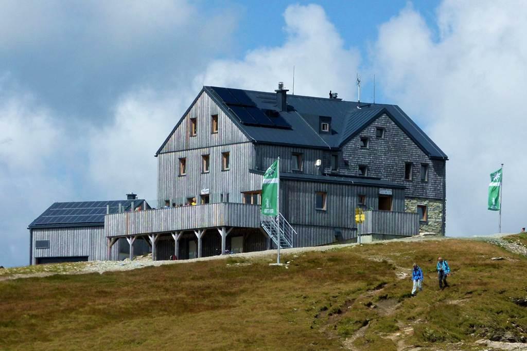 Hagener Hütte Forrás: (c) Andreas Kleinwächter, Sektion Hagen