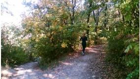 Normafa - Keményebb futó-útvonal