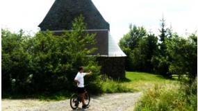 Mátraszentlászló - Galyatető családi kerékpártúra (Mountainbike)