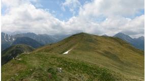 A három csúcs nyomában Ausztriában