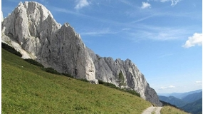 Bürgeralm túra - a legszebb Hochschwab sziklák mentén | www.mozgasvilag.hu