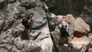 Hias klettersteig Ramsau | www.mozgasvilag.hu