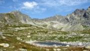 A Poprádi-tótól a Felső-Kapor-hágón át a Kapor-csúcsra