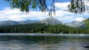 Felsőhágiból a Batizfalvi-tó mellett a Csorbai-tóhoz