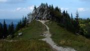 Kiry parkolóból a Lejtős-réten át a Sötét-hegyre | www.mozgasvilag.hu