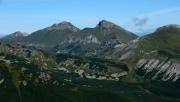 Kő-pataki-tótól a Nagy-Morgás-hágón keresztül Tátralomnicra