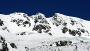 A Zsári-völgyből a Zsári-nyergen át a Jamniki-hágóba