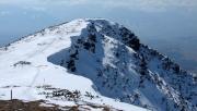 A Zsári-völgy torkolatától a Baranyecre, majd a Zsári-nyeregbe