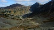 Rohácsi-völgyből a Szomorú-hágón át a Bánya-hegyre