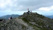 Jalóci-völgyből a Bánya-hegyre