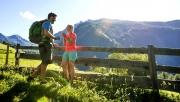 Alpe-Adria-Trail 5. szakasz: Stall - Innerfragant