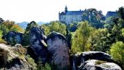 Hrubá Skála - vár és sziklaváros a Cseh Paradicsomban