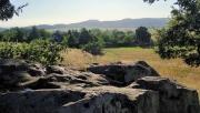 Kővágóörs-Köveskál: Kőtenger és rejtőzködő középkori templomok