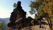 Dobogókő - Prédikálószék - Vadálló-kövek - Rám-szakadék körtúra