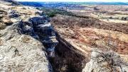 A Madárszirt és a Nyakas-kő miniatűr sziklakalandja
