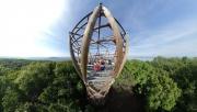 Országos Kéktúra 6 Badacsonytördemic - Nagyvázsony