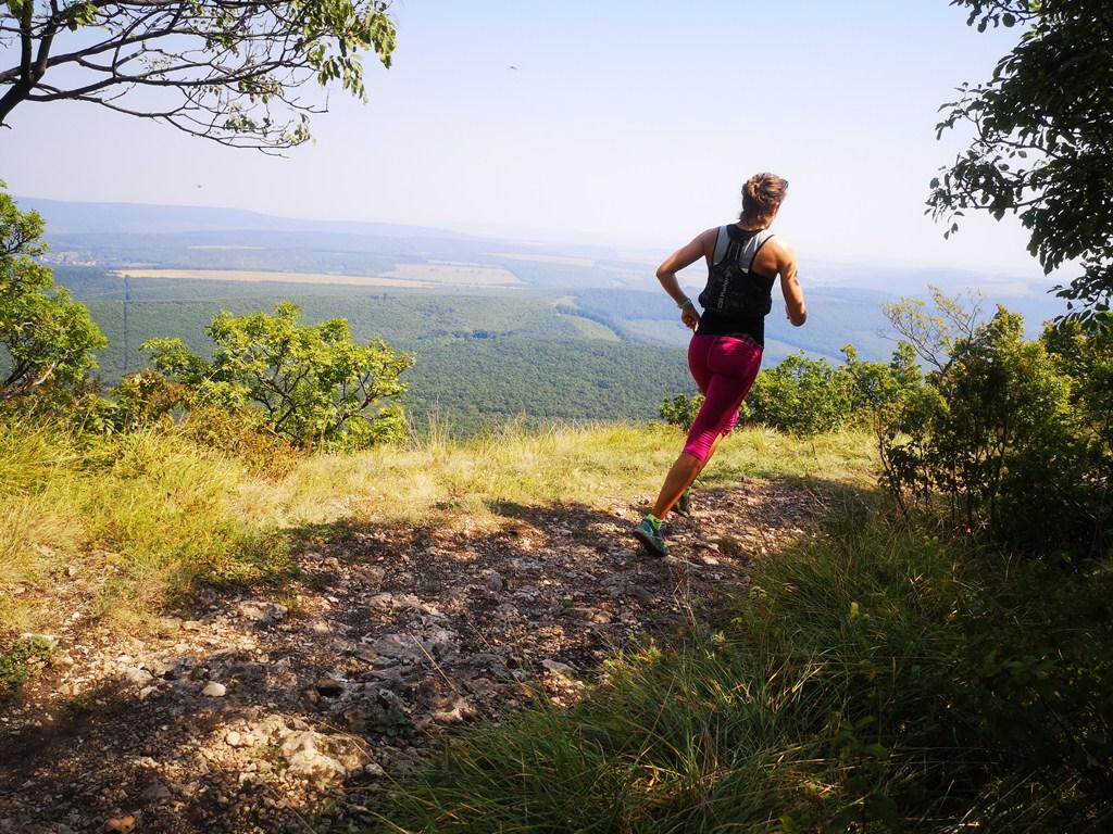 Naszály-hegy Forrás: Bárhogy is legyen: mozogj!