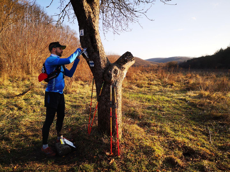 Rozsnakpuszta pecsételőhely - Országos Kéktúra Mátraházától Szarvaskőig Forrás: Bárhogy is legyen: mozogj!
