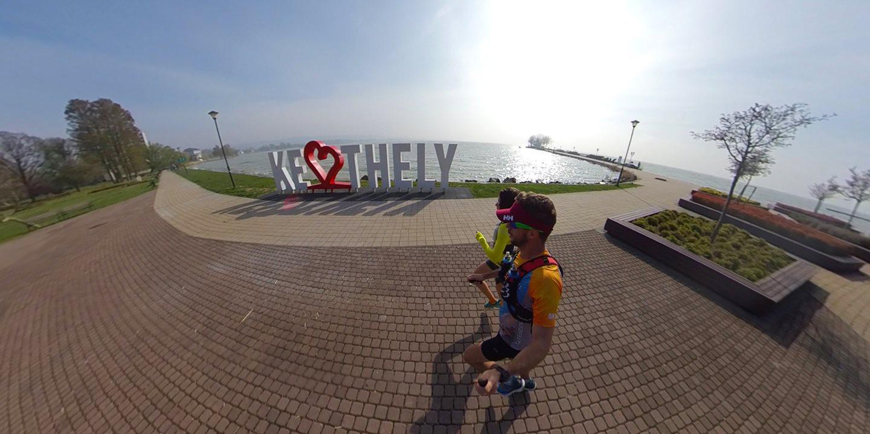 Keszthely - a Balaton part! Forrás: Bárhogy is legyen: mozogj!