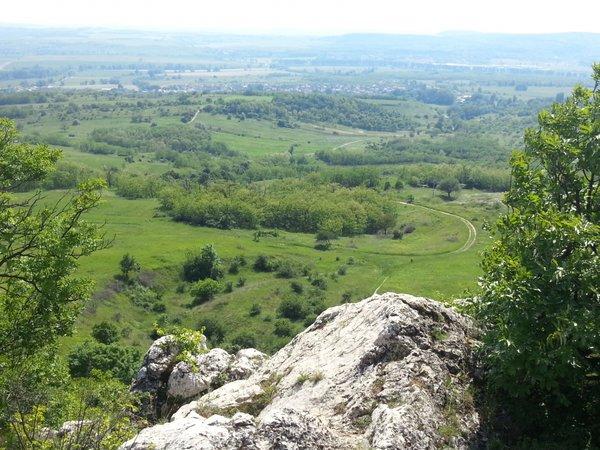 Kétágú-hegy nyereg kilátópont Forrás: (c) www.kesztolc.hu