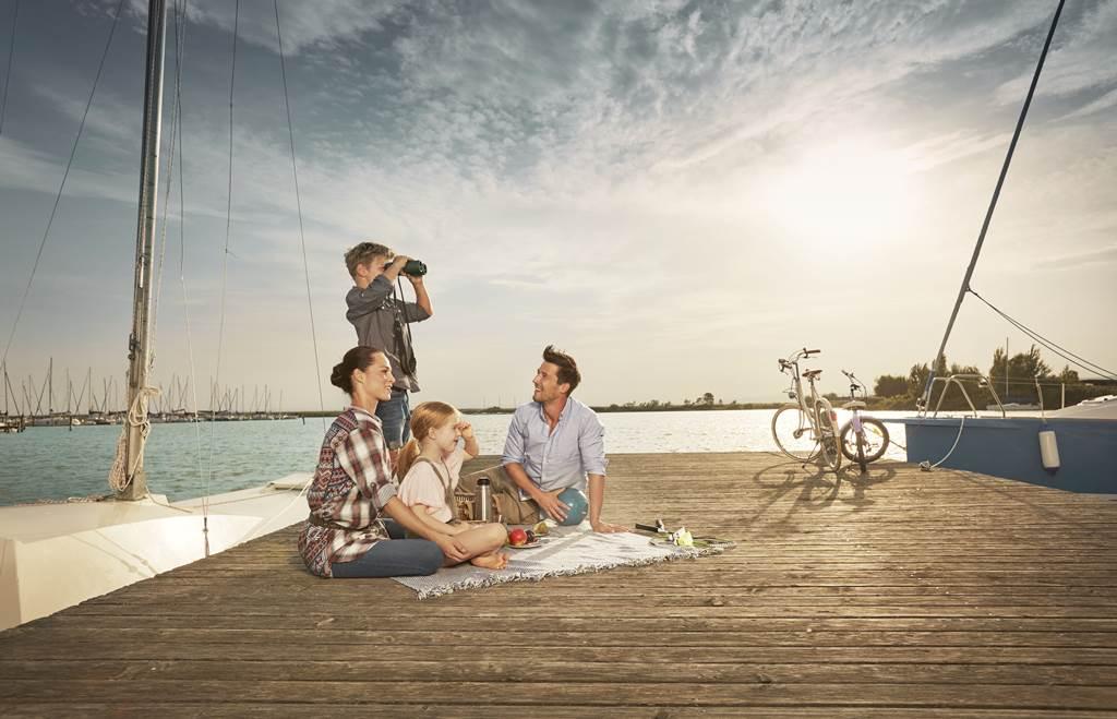 Aktív nyári kikapcsolódás a családdal Forrás: (c) Burgenland Tourismus_Peter Burgstaller