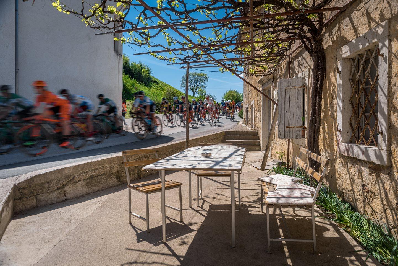 Tekerés az Istria300 útvonalán Forrás: (c) Goran Razic