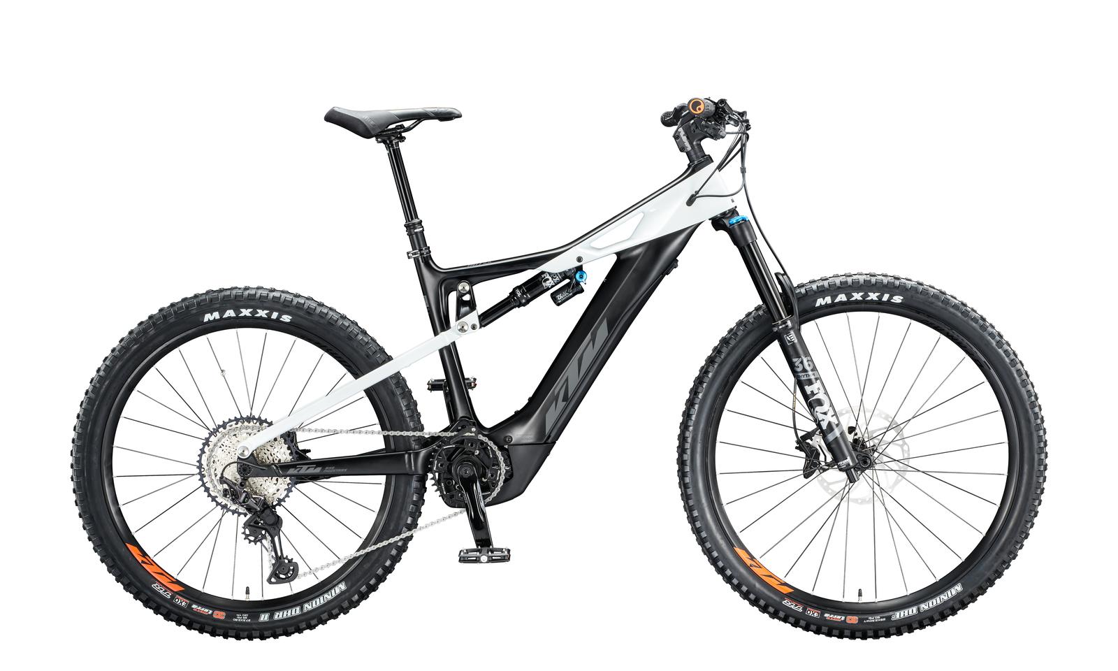 Macina Lycan Forrás: KTM Bikes