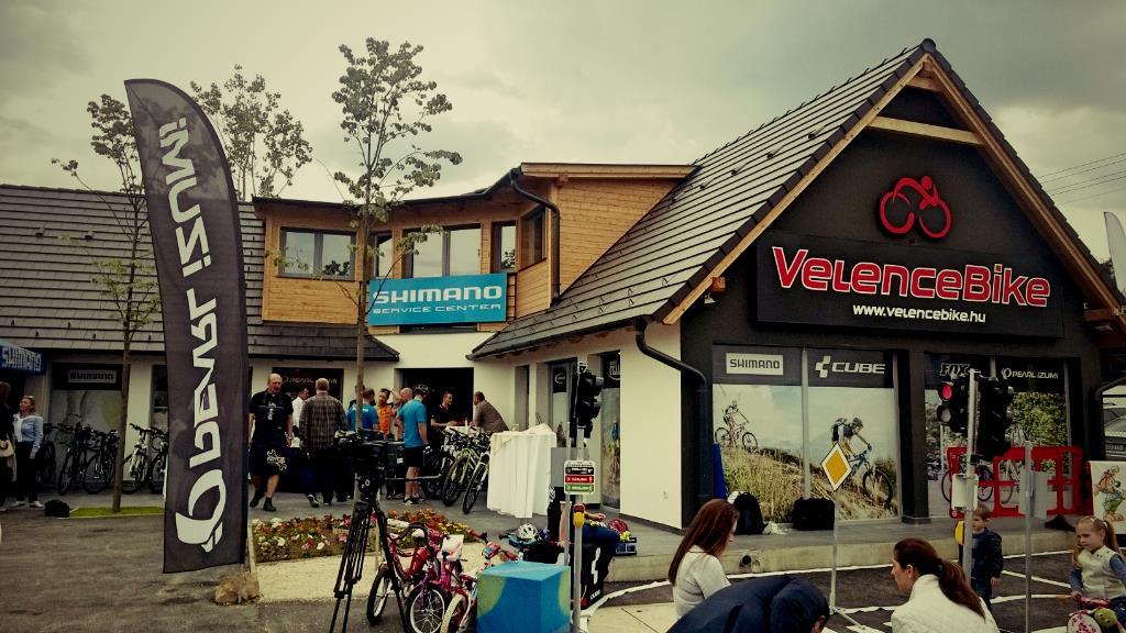 Velencebike Kompetencia Központ Forrás: Mozgásvilág.hu