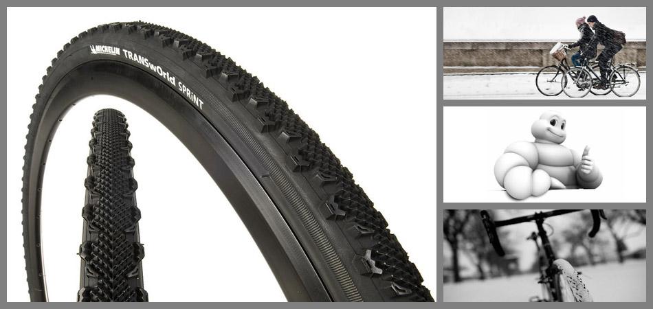 Michelin Transworld Sprint 700x35C köpeny