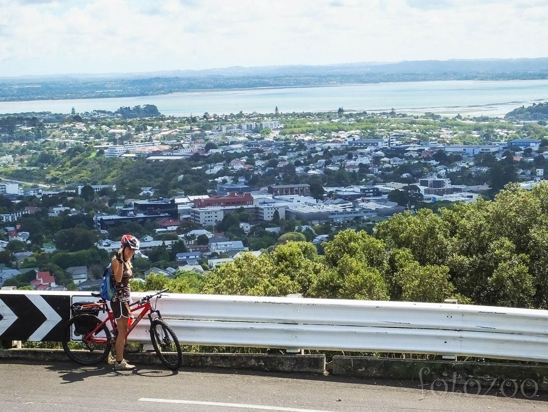 Auckland az ország legnagyobb és legnépesebb városa. Forrás: Fotozoo - Horváth Zoltán