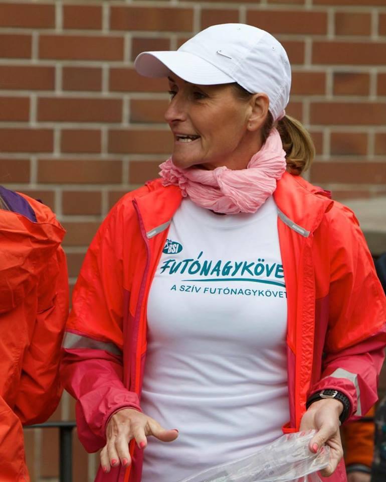 Szívbeteg vagyok, pacemakerrel futok Forrás: Beck Monika