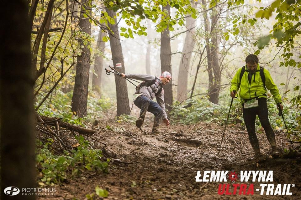 Łemkowyna Trail - sár Forrás: Piotr Dymus