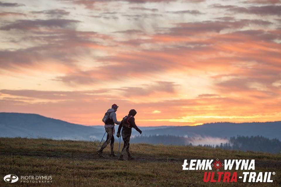 Łemkowyna Trail - napkelte Forrás: Piotr Dymus