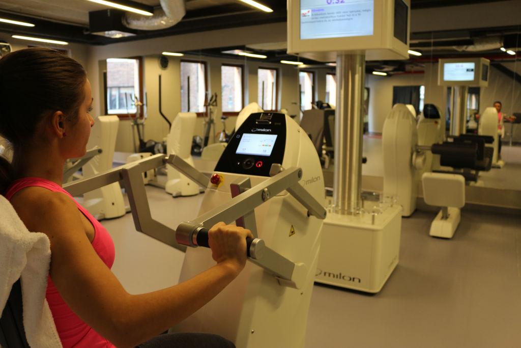 SmartFit Gym teszt Forrás: Mozgásvilág.hu