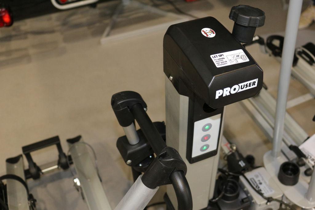 Pro-User Diamant Bike Lift kezelőszerv Forrás: Mozgásvilág.hu