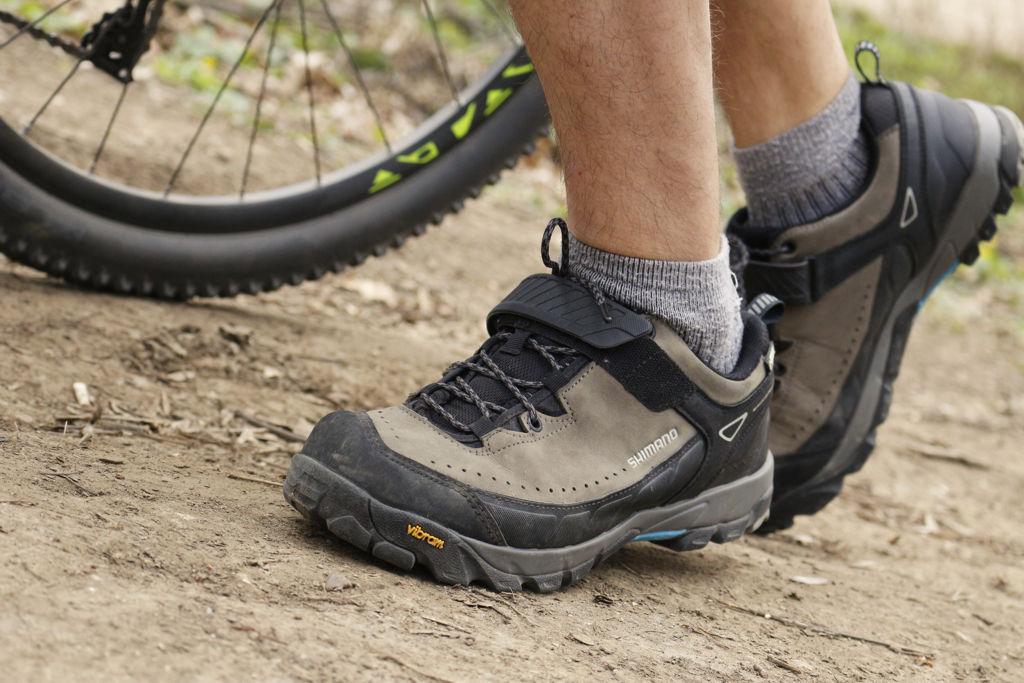 Shimano XM7 kerékpáros túra cipő Forrás: Mozgásvilág.hu