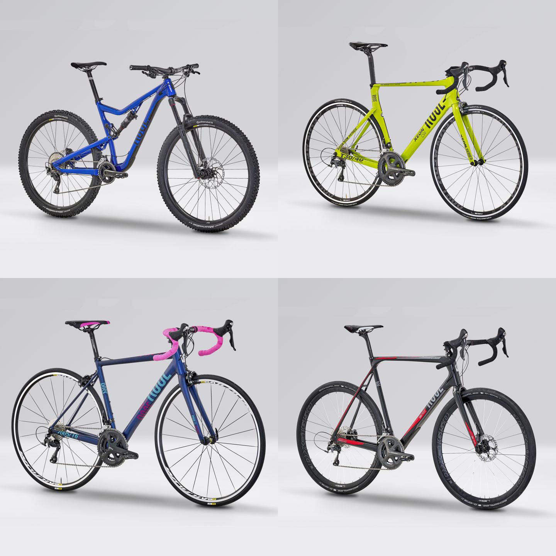 Rose Bikes kerékpár konfigurátor Forrás: Rose