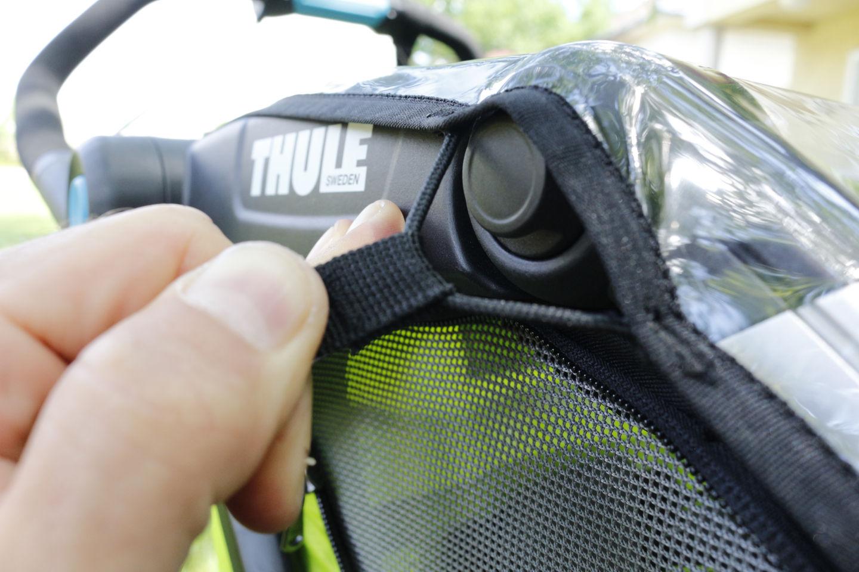 Praktikum - Thule Chariot Sport 2 Forrás: Mozgásvilág.hu