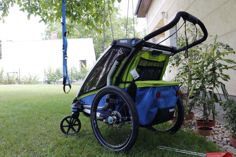 Thule Chariot Sport 2 Forrás: Mozgásvilág.hu