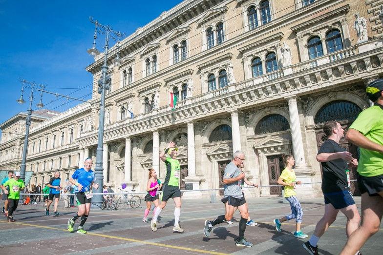 XXXII. SPAR Budapest Maraton® Fesztivál 2017 Forrás: Futanet.hu
