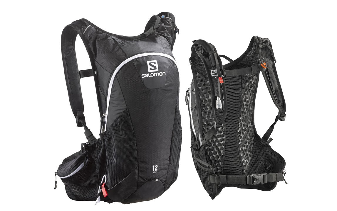 Salomon Bag Agile 12 Set ivótasakos hátizsák