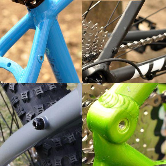 Cube, Kross, Merida és Scott mountainbike körkép Forrás: Mozgásvilág