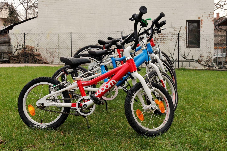 Woom kerékpárok Forrás: Mozgásvilág.hu