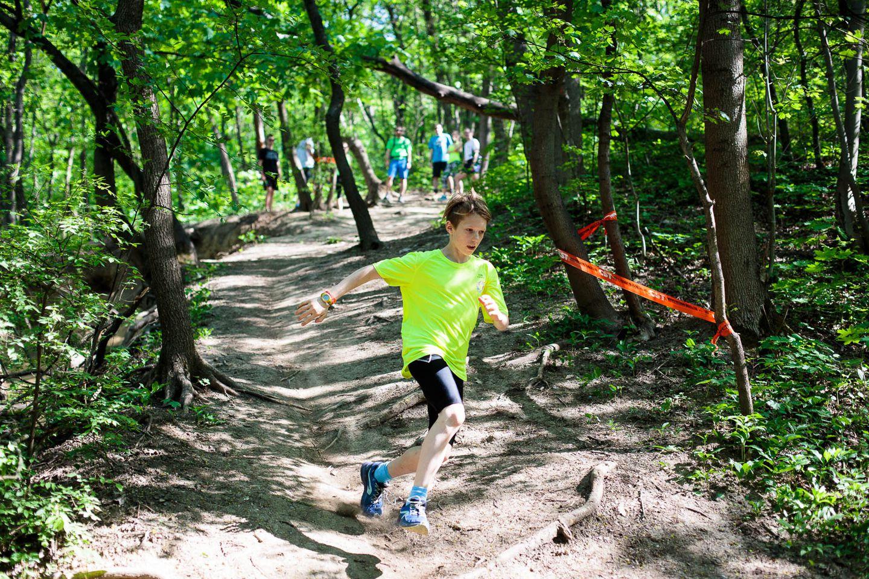 Terepfutó edzés - Mozgásvilág Tesztnap 2018 Forrás: Kimura - Mozgásvilág.hu