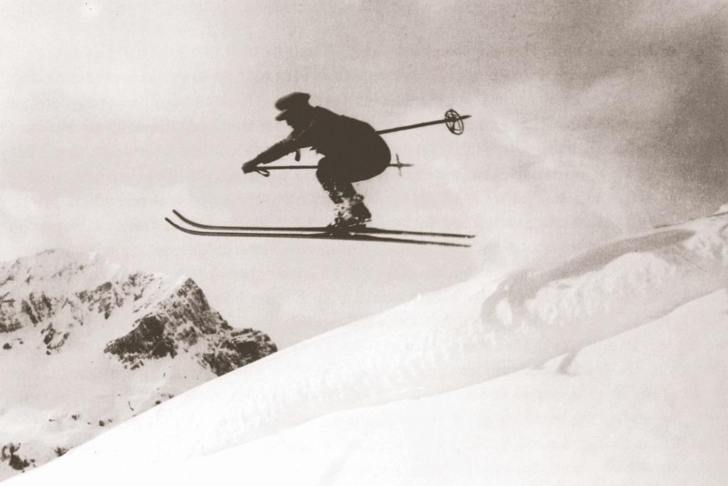 Korabeli síző Forrás: (c) TVB Arlberg