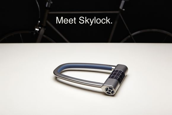 Skylock Forrás: indiegogo