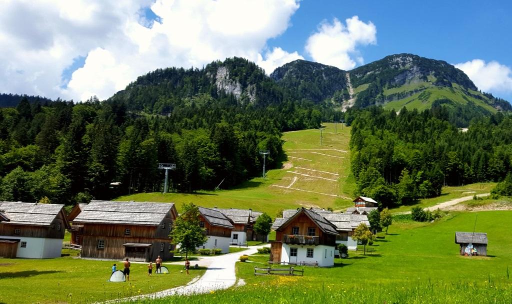 AlpenParks Hagan Lodge Forrás: Mozgásvilág