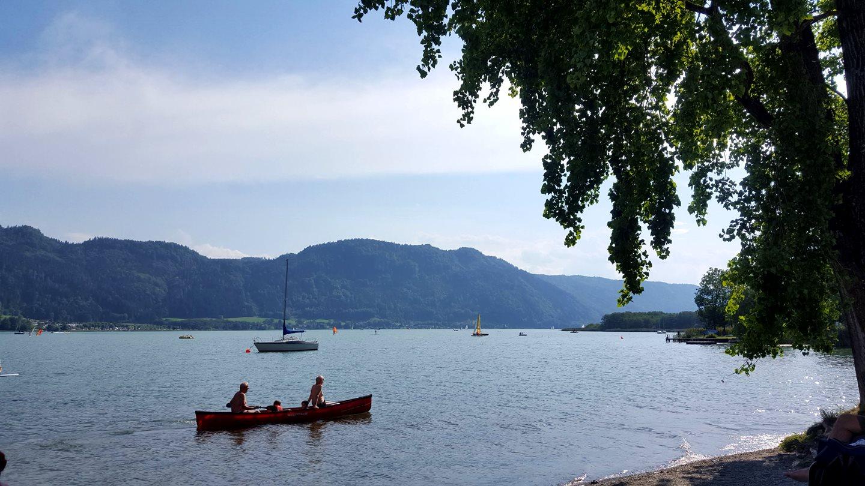 Ossiachi-tó Forrás: www.mozgasvilag.hu